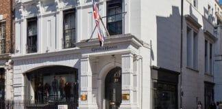 Gieves & Hawkes trading update Savile Row Shandong Ruyi