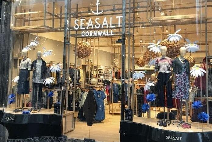 Seasalt Paul Hayes Christmas trading update