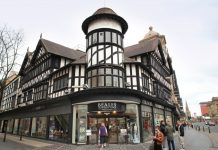 """Beales has struck a four-year licencing agreement with the NHS to build a """"health village"""" on the top floor of its Poole store."""