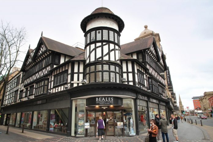 Beales has struck a four-year licencing agreement with the NHS to build a
