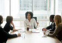 Boardroom diversity BAME