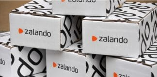 Zalando reusable packaging pilot trial recycling waste