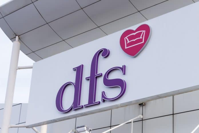 DFS trading update Sofology brexit uncertainty