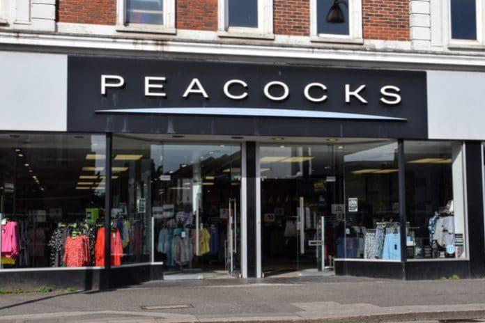 Peacocks suppliers Tradewind