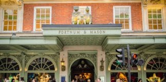 Fortnum & Mason growth