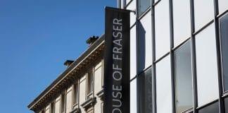 House of Fraser CVA