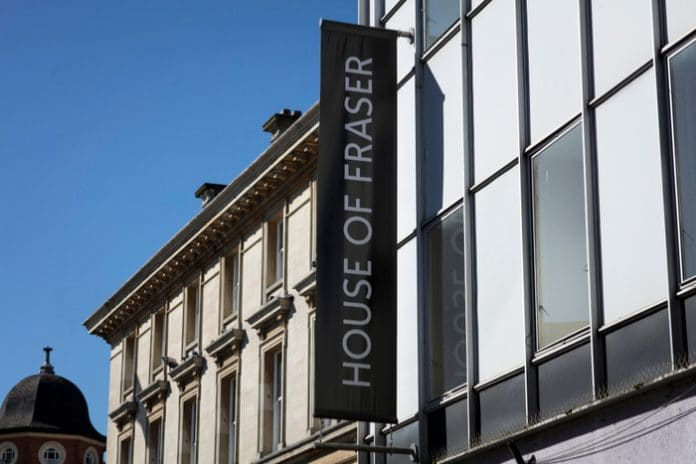 House of Fraser landlords