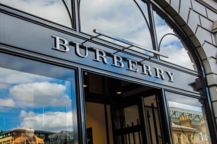 Burberry interim