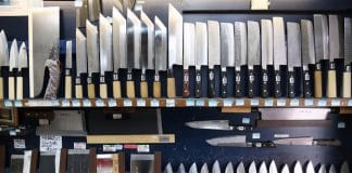 Asda, Tesco, Poundland and Home Bargains were all named as having sold knives to under-18s by the National Trading Standards