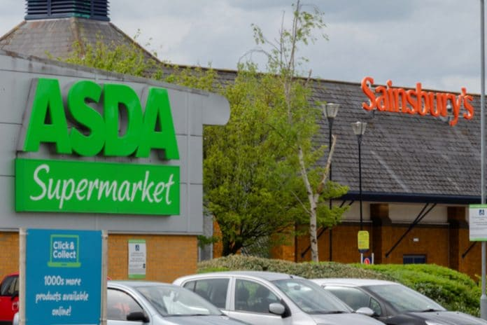 Farmers Sainsbury's-Asda