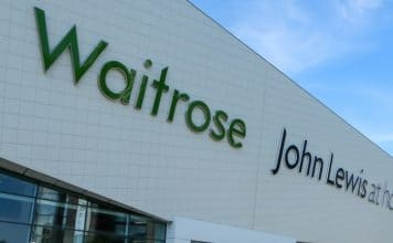 John Lewis Partnership continues positive weekly sales run in October