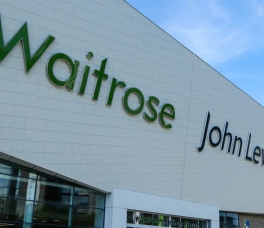 John Lewis Partnership posts 4th straight week of sales growth