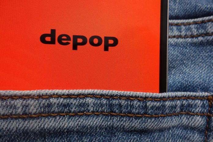 Depop opens a pop-up retail space in London's luxury department store, Selfridges, its first branded pop-up store outside of the US