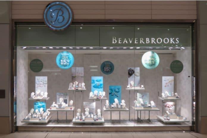 Beaverbrooks trading update Mark Adlestone Anna Blackburn