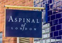 Aspinal of London christmas sales trading update