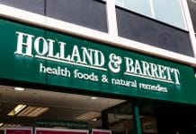 Holland & Barrett chairman