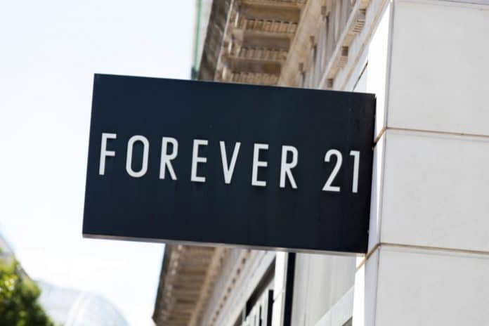 Forever 21 mulls Chapter 11 bankruptcy filing CVA