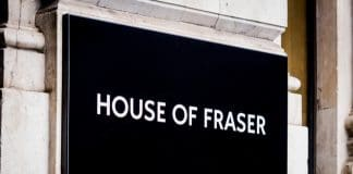 House of Fraser Intu