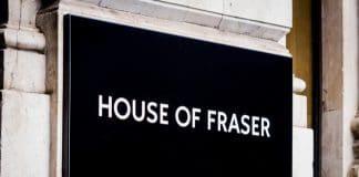 House of Fraser Intu