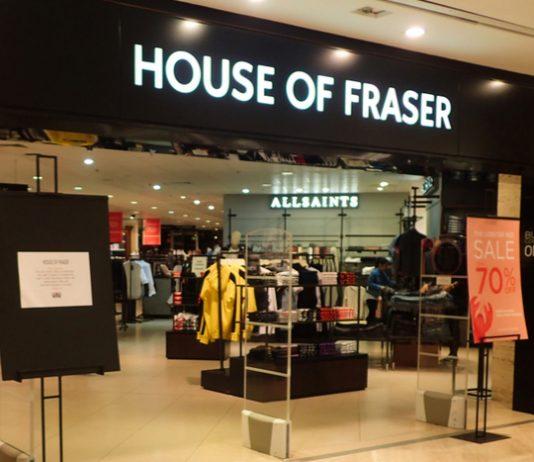 Sports Direct blames Harrods for Milton Keynes House of Fraser closure