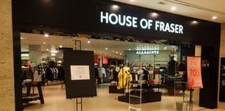 House of Fraser Hammerson
