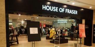 House of Fraser Hammerson