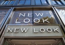 New Look menswear