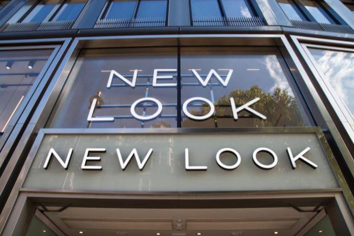 New Look menswear