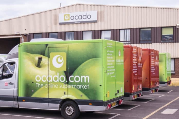 Ocado one hour delivery