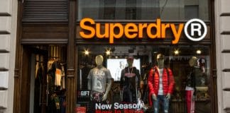 Superdry half year