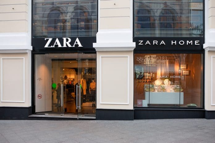 Zara Home Inditex