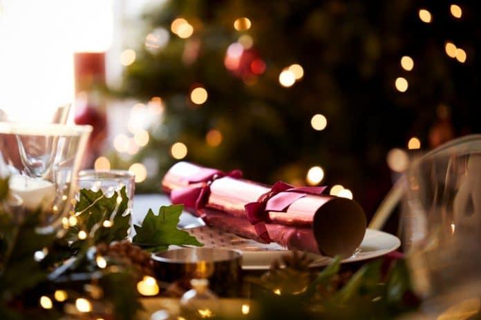 Waitrose John Lewis Partnership Christmas crackers sustainability plastic waste