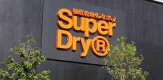 Superdry CEO Julian Dunkerton