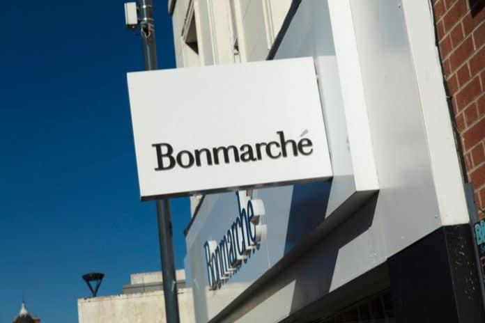 Bonmarche shares