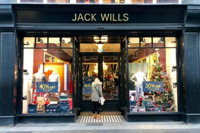 Sports Direct to close down 5 more Jack Wills stores