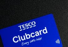Tesco Clubcard Plus loyalty scheme