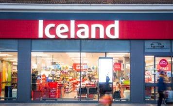 Iceland plastic packaging Christmas range Richard Walker