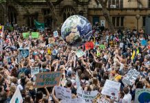 Global climate strike amazon patagonia
