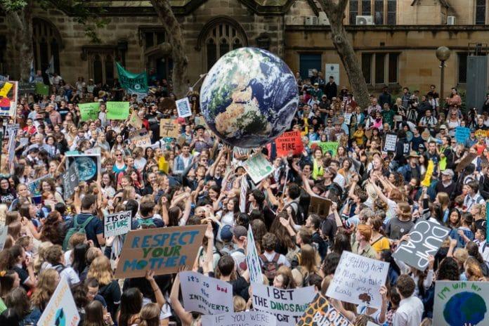 Global climate strike amazon patagonia