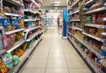 Supermarkets junk food