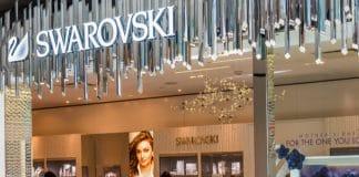Swarovski trading update