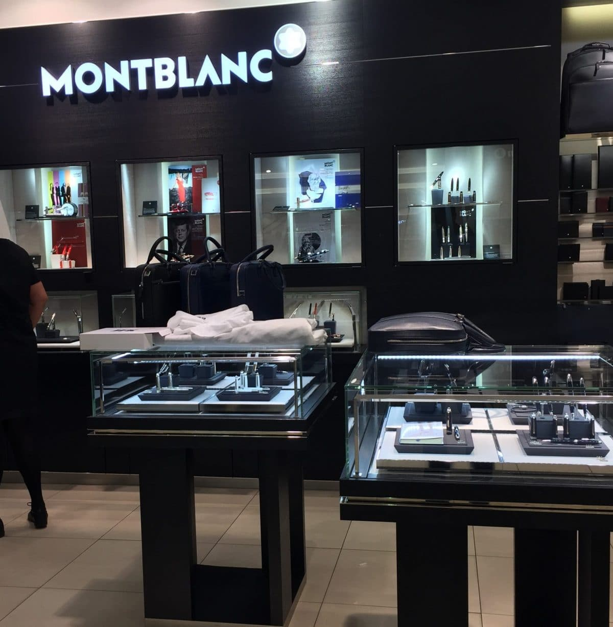Montblanc digital manager Guillaume Brocart luxury