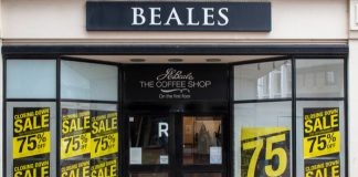 Beales cuts 32 head office roles as part of administration