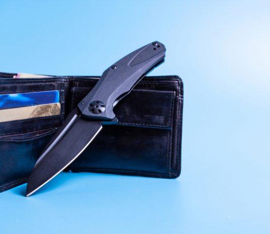 knife crime amazon credit card