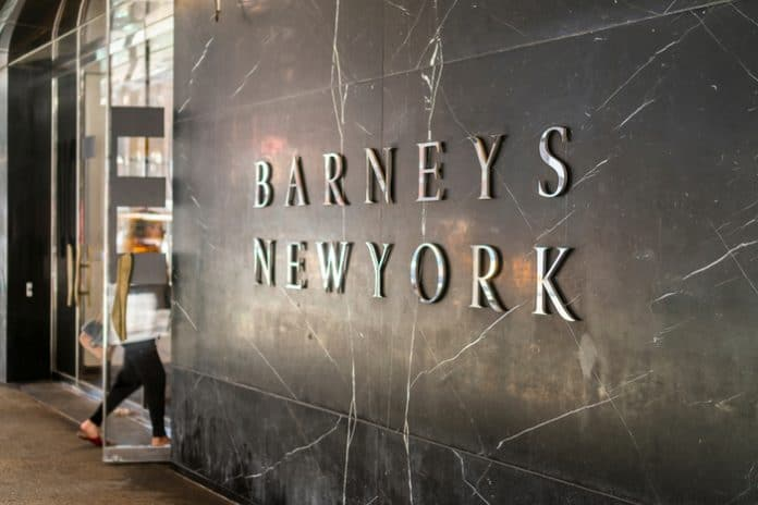 Barneys New York Authentic Brands Group
