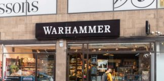 Games Workshop half-year profits surge 44%