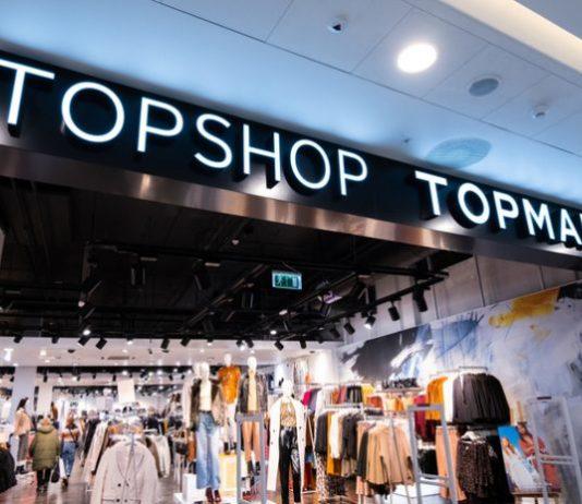 Topshop Arcadia store closures Sir Philip Green
