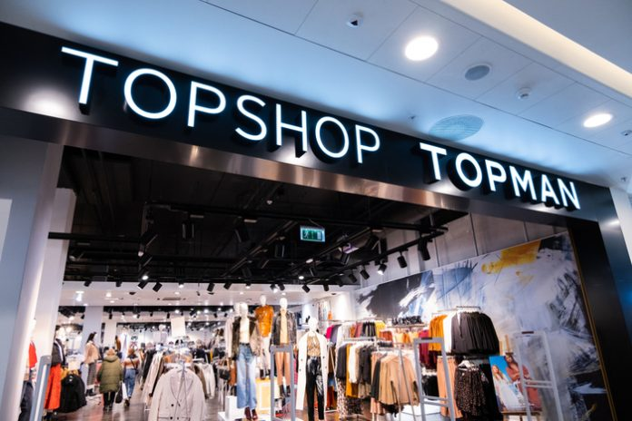 Arcadia Group Topshop store closure Sir Philip Green westfield stratford