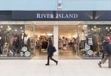 River Island Ben Lewis CEO