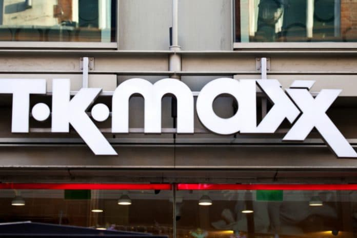 TK Maxx Oxford Street